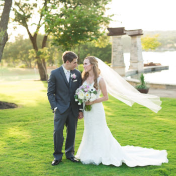 Jessica + Josh {Avery Ranch Golf Club}